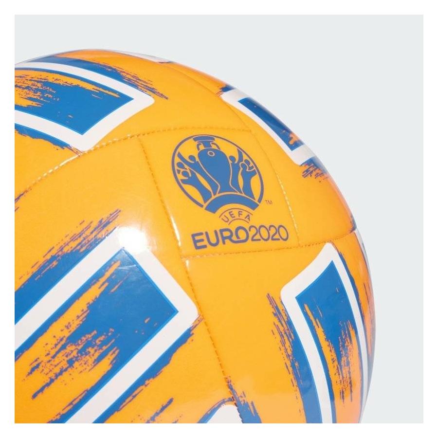 Kép 4/5 - Adidas Uniforia Club foci labda narancs 3