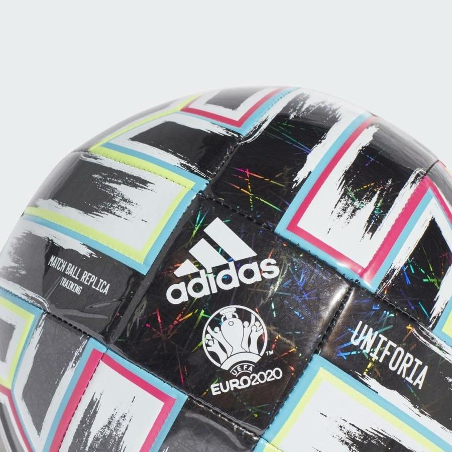 Kép 2/5 - Adidas Uniforia Training labda fekete 1