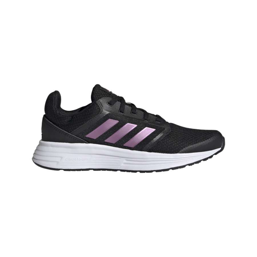 Kép 1/4 - FY6743 Adidas Galaxy 5 fekete futócipő női