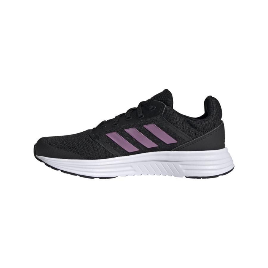 Kép 2/4 - Adidas Galaxy 5 fekete futócipő női
