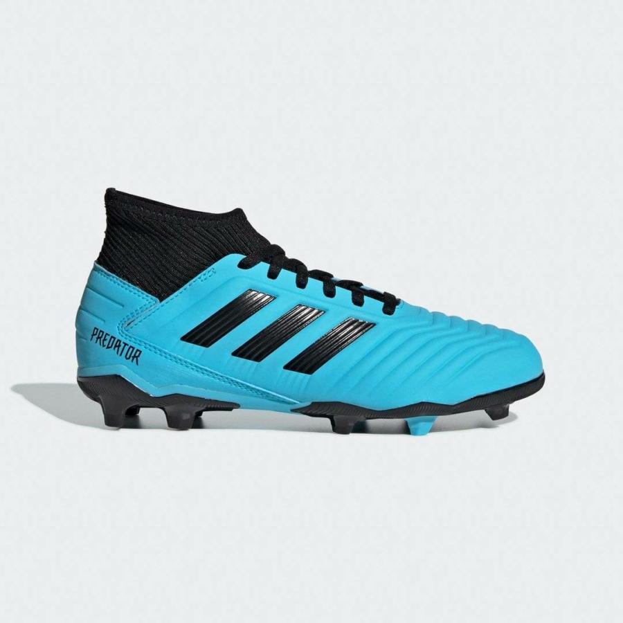 Kép 9/9 - Adidas Predator 19.3 FG stoplis cipő Junior 8