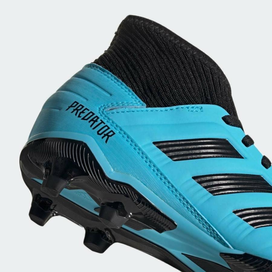 Kép 8/9 - Adidas Predator 19.3 FG stoplis cipő Junior 7