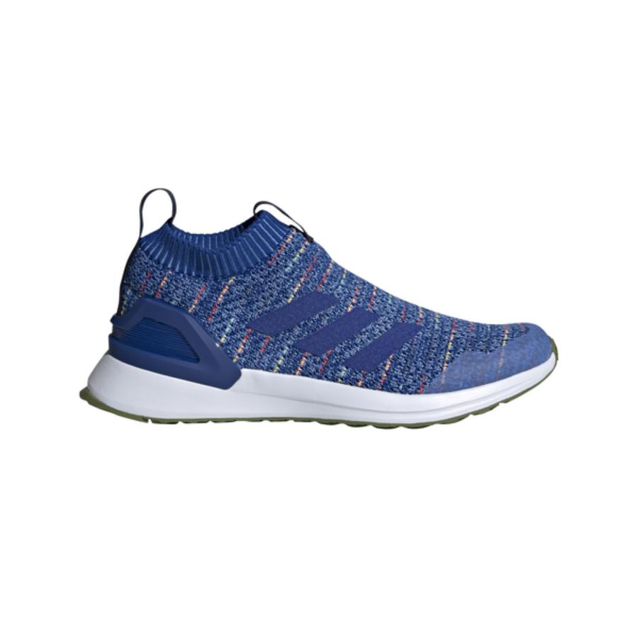Kép 1/4 - ADIDAS RAPIDARUN LL KNIT J női kék cipő
