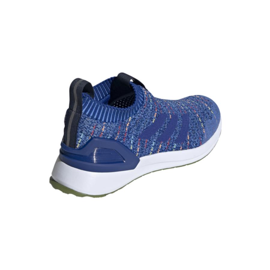 Kép 2/4 - ADIDAS RAPIDARUN LL KNIT J női kék cipő 1