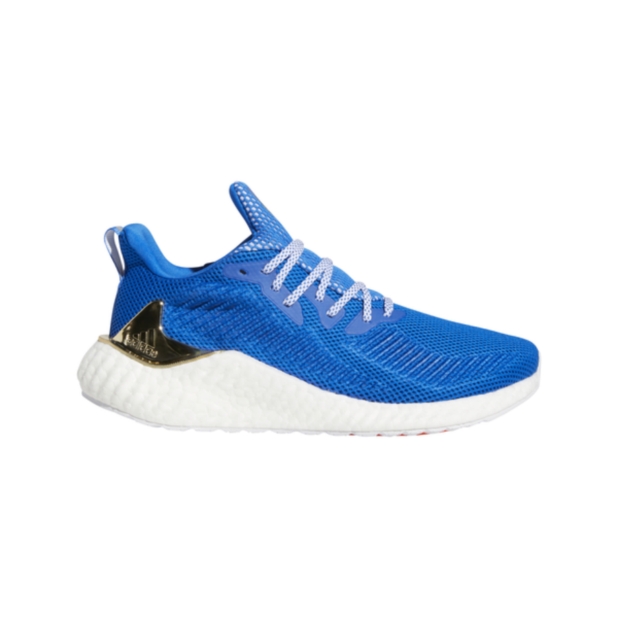 Kép 1/5 - ADIDAS ALPHABOOST M kék cipő