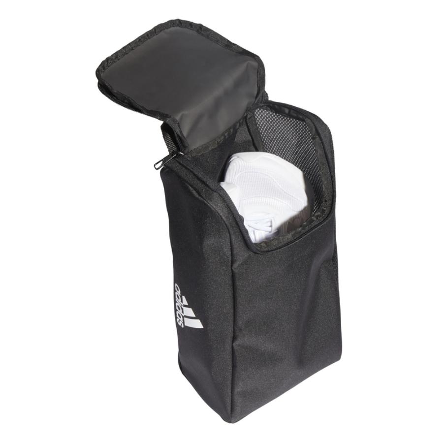 Kép 2/2 - Adidas Tiro cipőtartó táska fekete