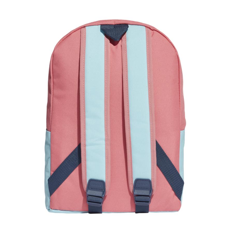 Kép 3/3 - Adidas Classic gyerek hátizsák korall/kék