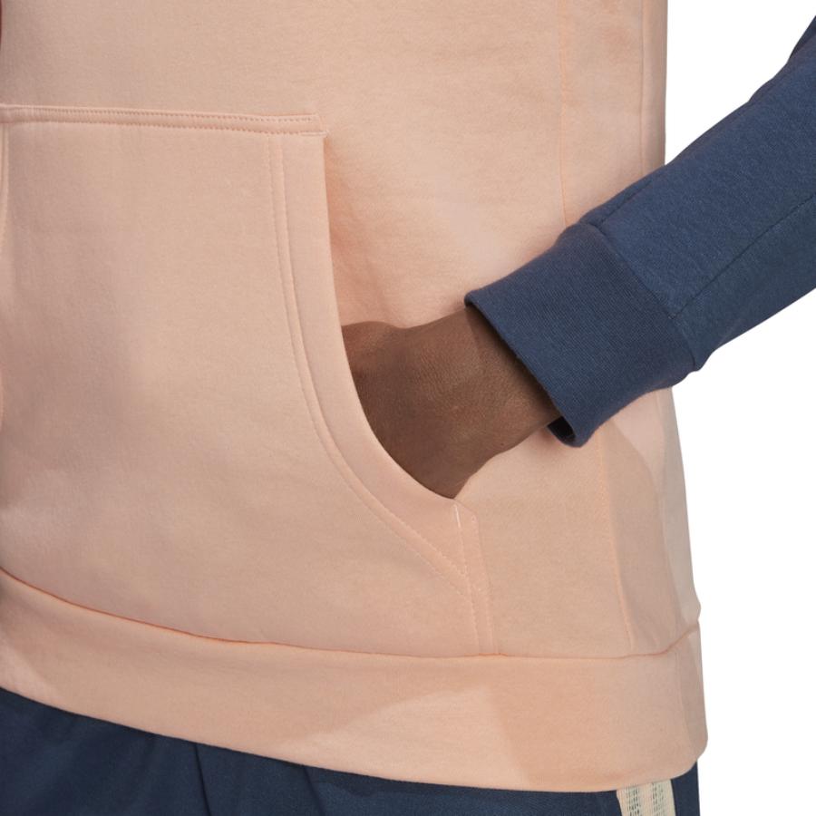 Kép 4/4 - Adidas Tiro Hood női kapucnis felső