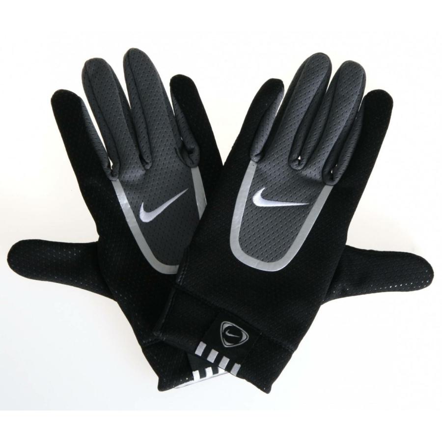 Kép 1/1 - Nike Field Player edző kesztyű - fekete-szürke