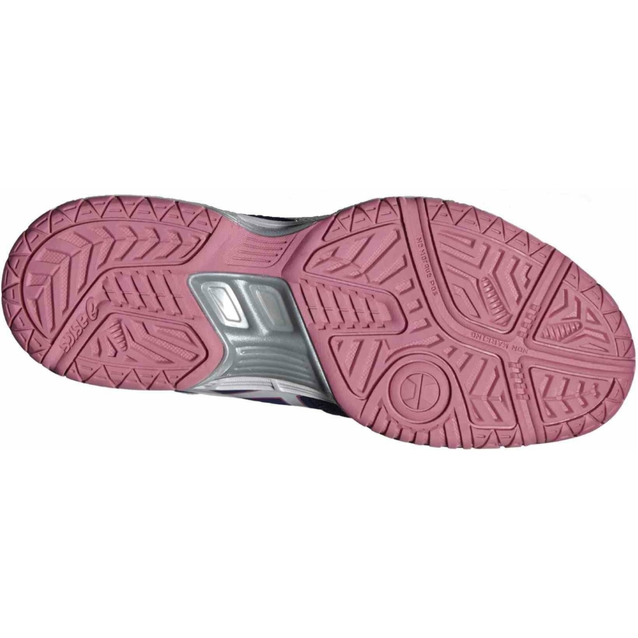 Kép 3/3 - Asics Gel-Hunter 3 női kézilabda cipő - indigókék-fehér-pink 2