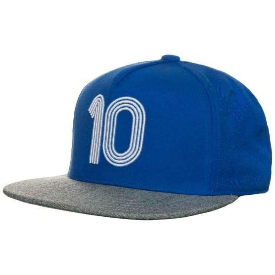 Kép 1/3 - Adidas Tango baseball sapka - kék-szürke-fehér