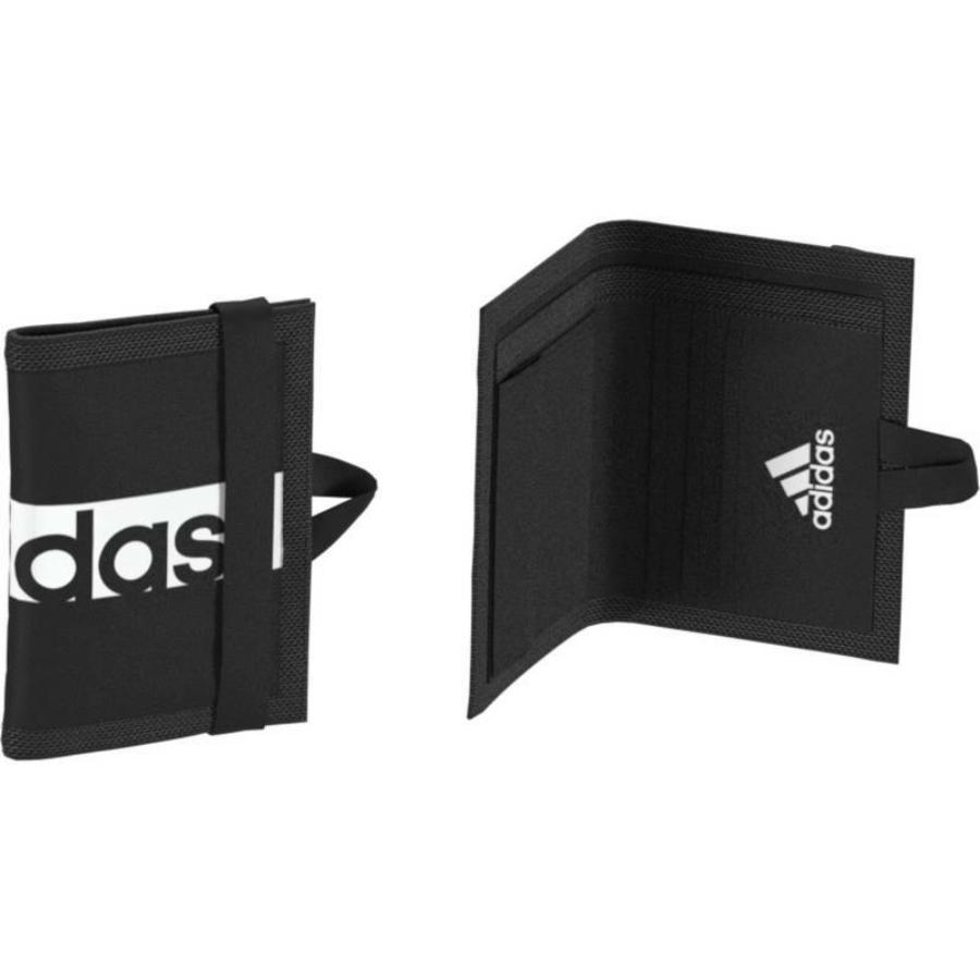 Kép 2/3 - Adidas Linear Performance pénztárca - fekete 1