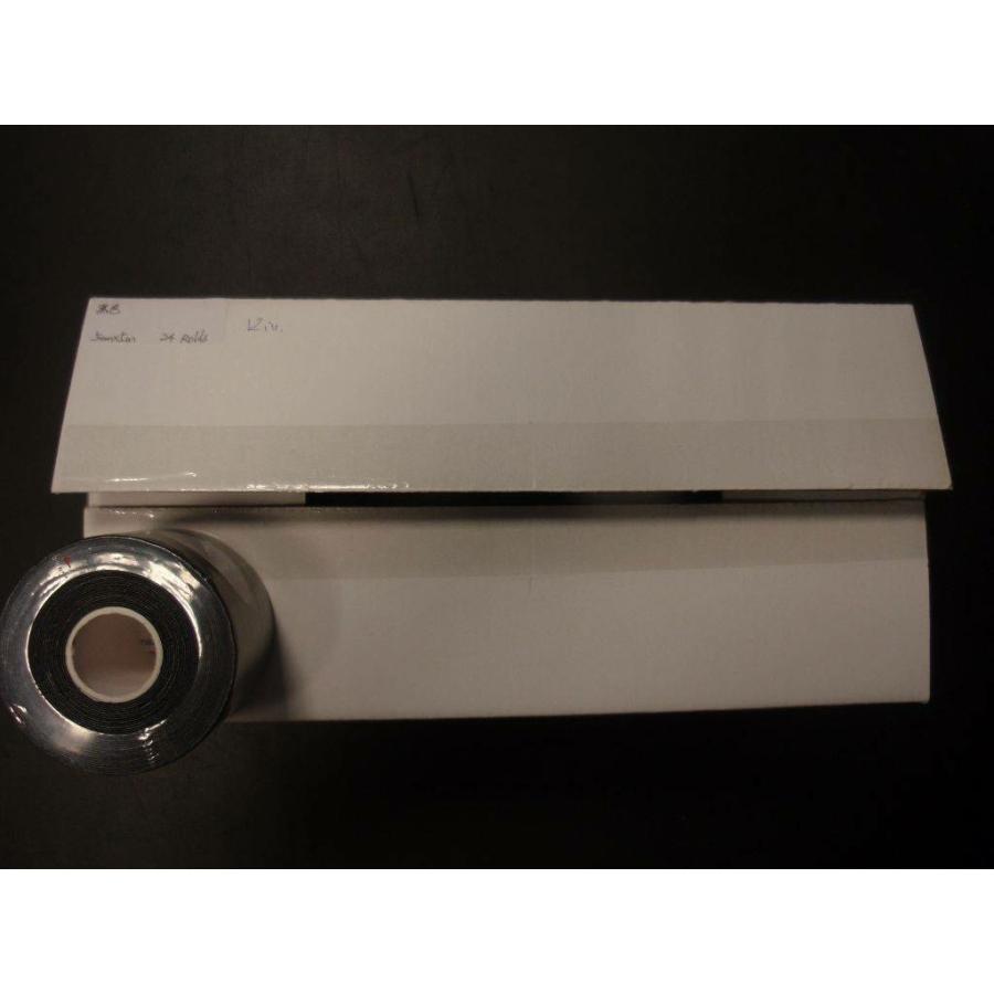 Kép 1/1 - Kineziológiai Tape (5 cm x 5 m, fekete)