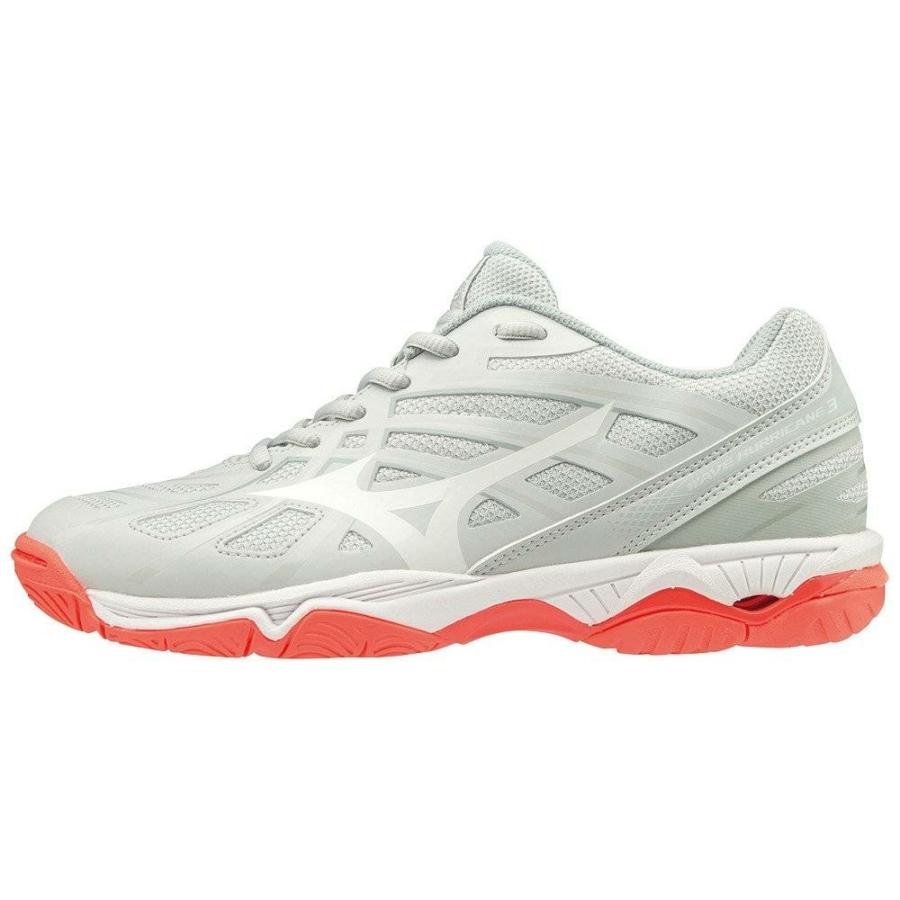 Kép 1/5 - Mizuno Wave Hurraicane 3 női röplabda cipő