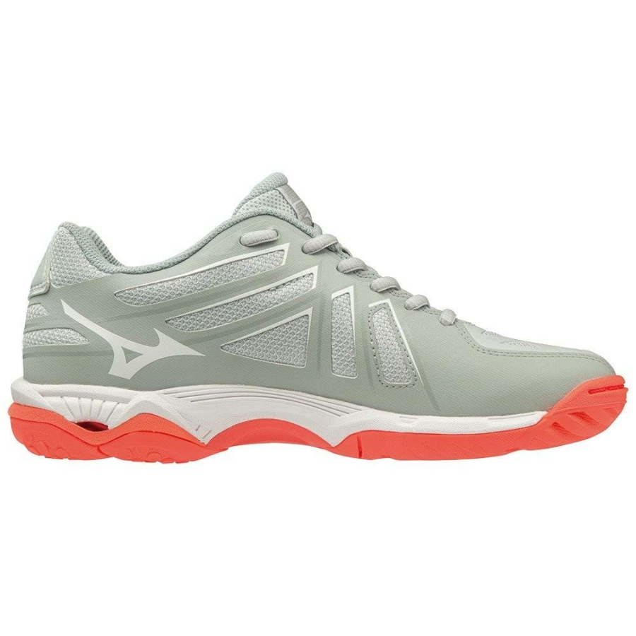 Kép 3/5 - Mizuno Wave Hurraicane 3 női röplabda cipő 2