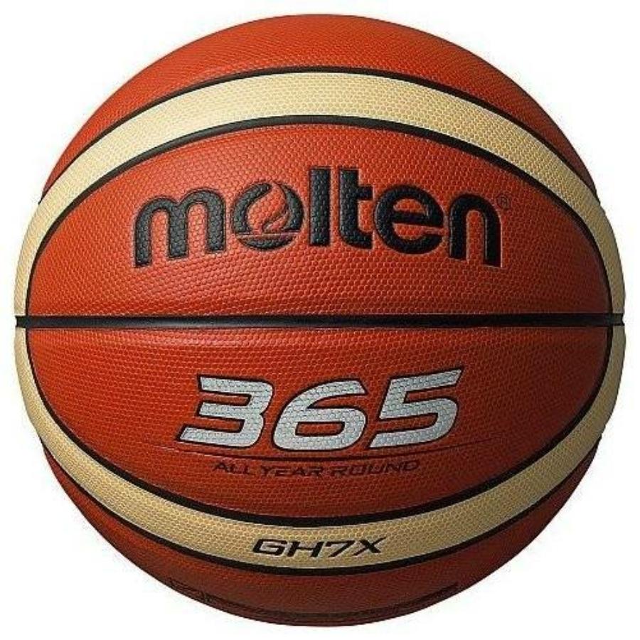 Kép 1/1 - Molten BGH szintetikus kosárlabda